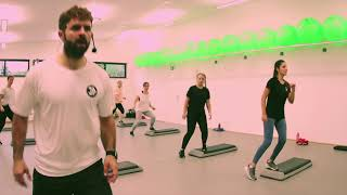 Xtreme HipHop with daniel