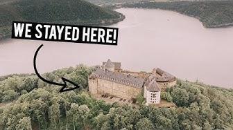 24 Hours In a German Castle