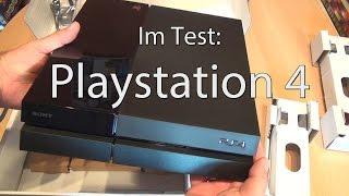 Test Playstation 4 von Sony (deutsch - Caulius probiert PS4 aus)