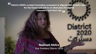 District 2020 - Blockchain Workshop Wrap Up