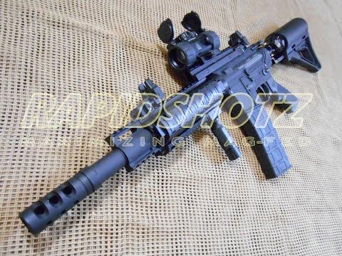 RapidShotz - Tiberius Arms T15