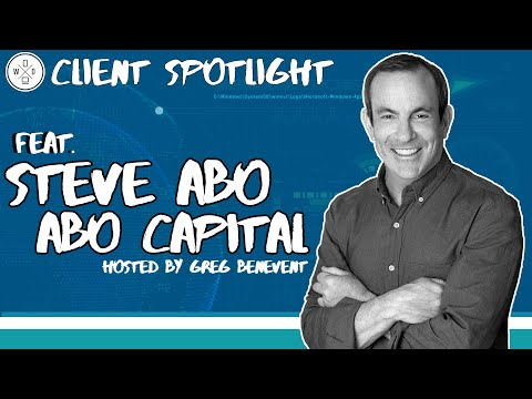 Website Depot's Daily Digital Podcast | Interview with Steve Abo of Abo Capital
