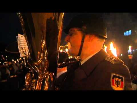 German Army Music Corps - Smoke On The Water