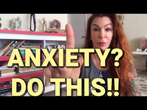 Video: Depression or Anxiety? Try This!