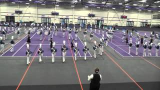 "The Cadets of Waukesha West - ""Artistry in Rhythm"" - State UW Whitewater - 10.13.2012"