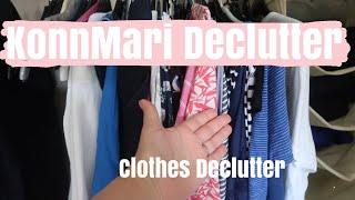 KonnMari Family Declutter Series | Clothes Declutter