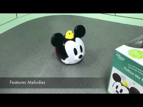 Tomy Disney Mickey Come With Me!