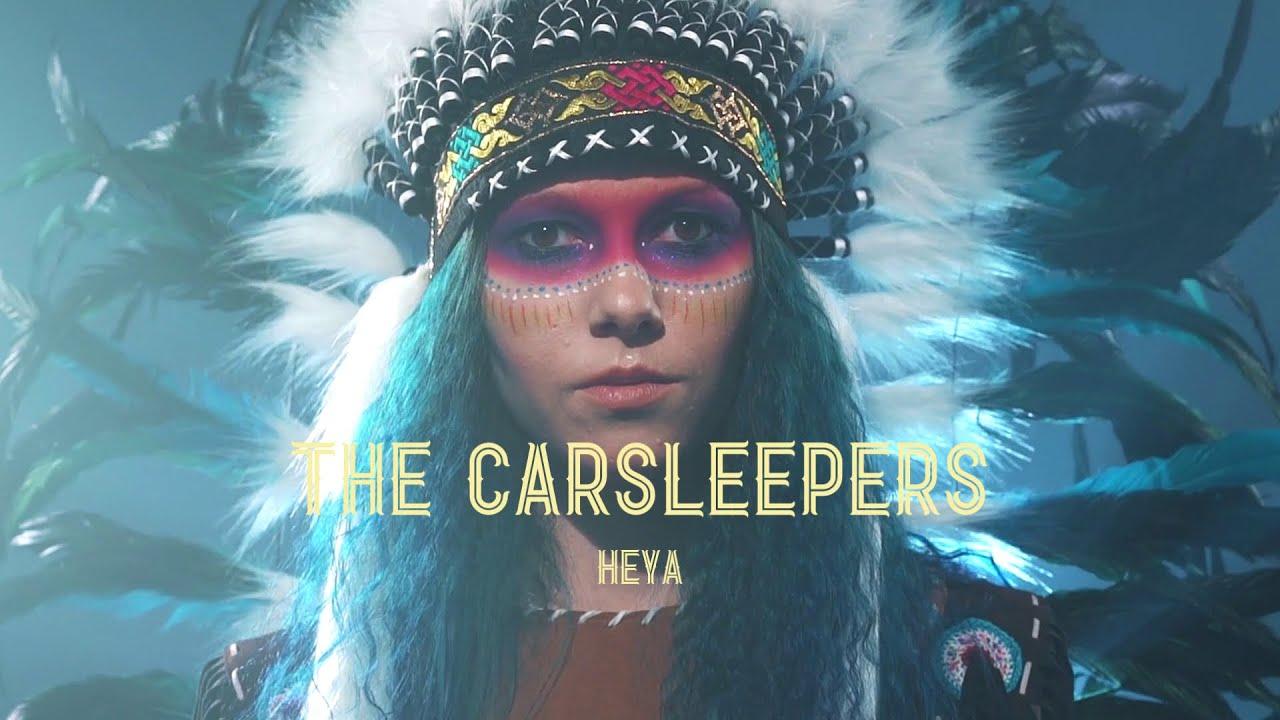 The Carsleepers - Heya (Official Lyric Video)
