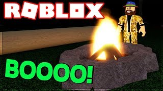 🔥 I SPENT 24H IN A TERRIBLE FOREST IN ROBLOX