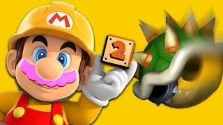 HAVING SO MUCH FUN!! (...i'm not...) | Mario Maker #2