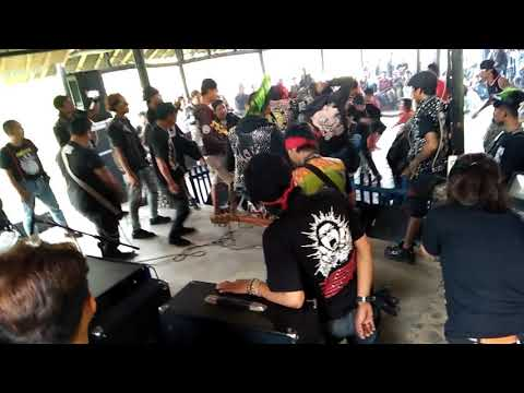 Bakiax Oi Live In Bandung Anarco