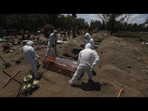 كورونا: المكسيك تدخل -مربع الموت-  - نشر قبل 2 ساعة