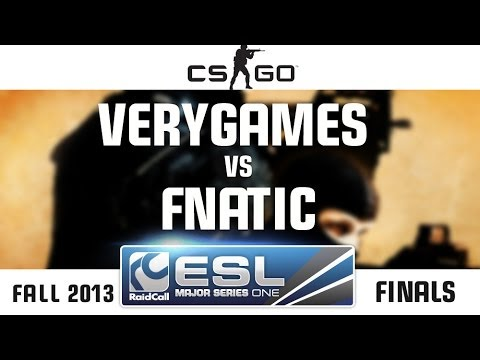 Download VeryGames vs. Fnatic - Group A - Finals EMS One Fall 2013 - CS:GO
