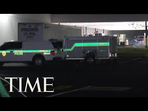 Investigators Look To Florida Post Office For Clues About A String Of Pipe Bombs | TIME