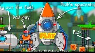 Tricky Rick-Walkthrough