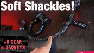 Soft Shackles | What they are and why you need them