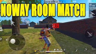 Team No way Custom match|| Free fire custom match || Run gaming