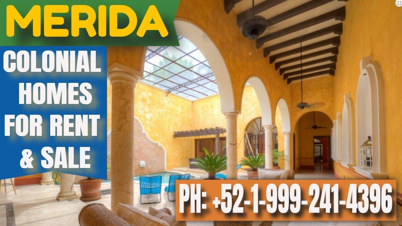 Vacation Homes Merida Mexico★Call:+52-1-999-241-4396★Best Real Estate  Agents Merida Mexico