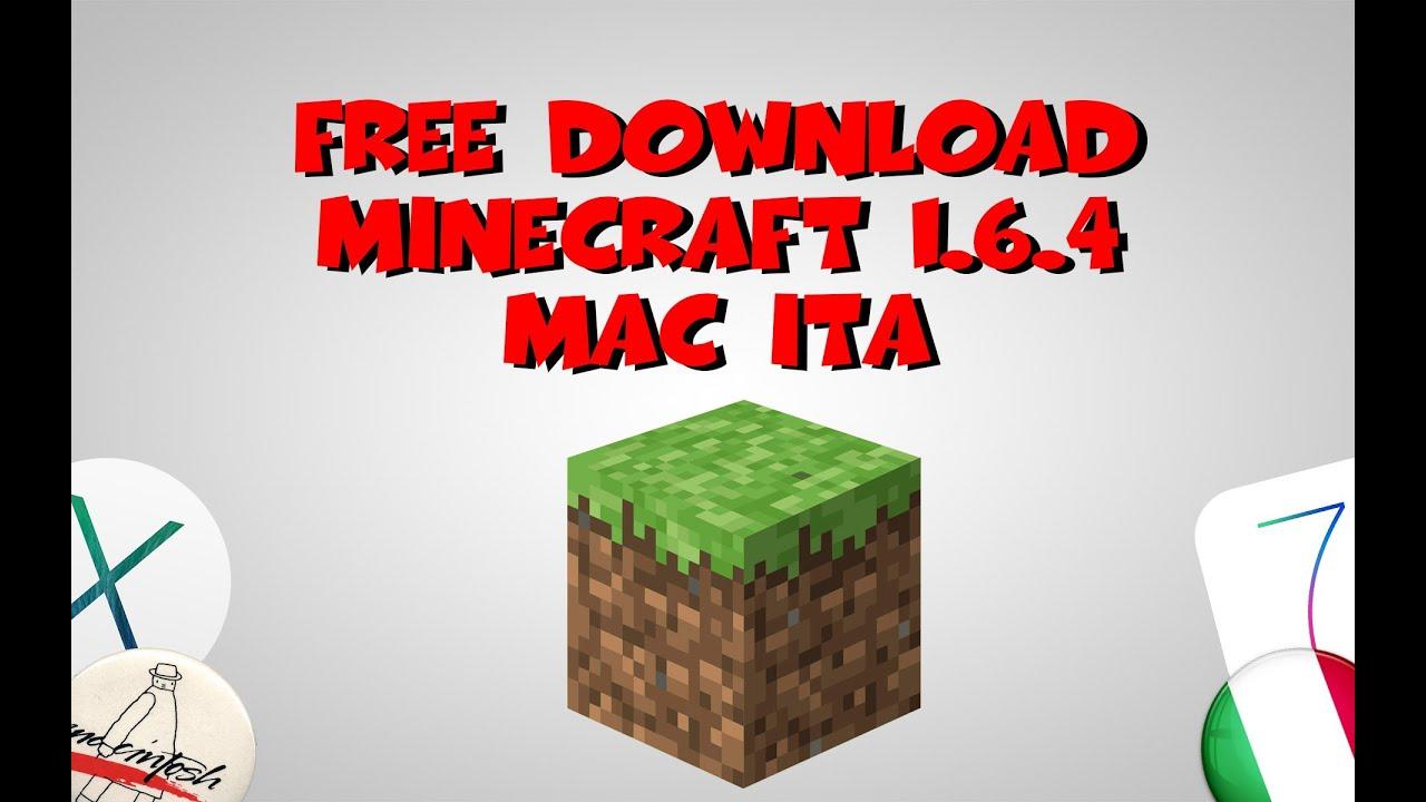 minecraft download 1.6 4 full version