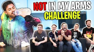 NOT IN MY ARMS CHALLENGE VS ILLUMINATICREW