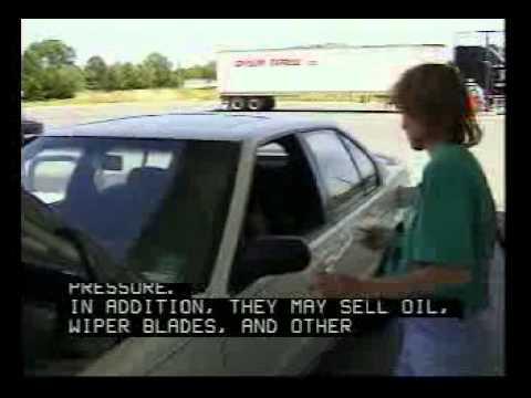 Gas Station Attendant Job Description