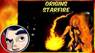 Starfire (New 52) - Origins