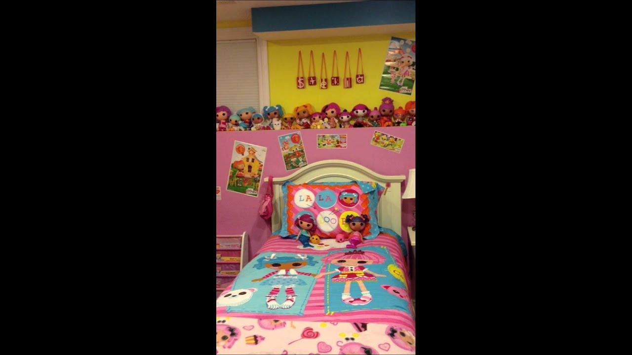 Lalaloopsy Bedroom