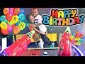 Happy Birthday DJ- family vlog