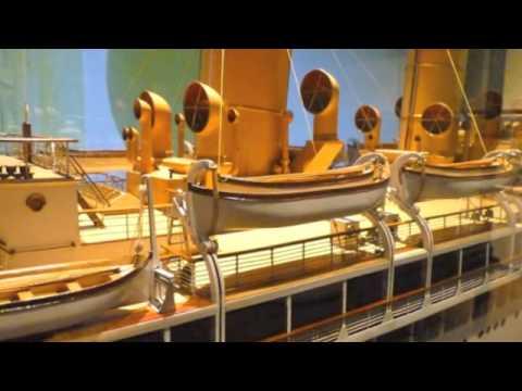 Ss orama 1924 vickers barrow builders model orient line for Orient mobel