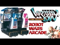 SEGA's Cyber Troopers VIRTUAL-ON Oratorio Tangram! Retro Arcade Robot Wars!