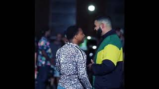 """Drake and Shiggy behind the scenes of """"In my Feelings"""" video Video"""