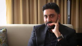 Abhishek Bachchan   39Manmarziyaan39 Husband Material Interview 2018