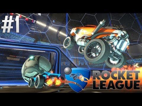 Rocket League - Buğra'yı Yendim - Bölüm 1