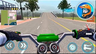 Furious City Moto Bike Racer 3D #Dirt Motor Cycle Racer Game #Bike Games for Android