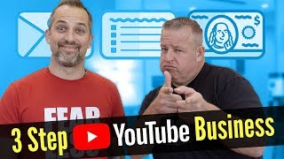 3 Step To Make Your YouTube Channel a Business