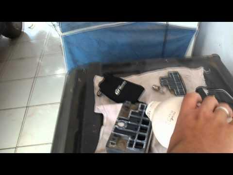 tutorial como restaurar bateria selada de moto