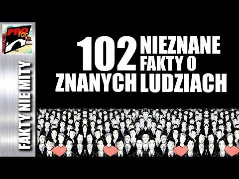 ZNANI - 102 FAKTY