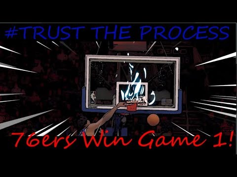 76ers Win Round 1 Game 1 Hype Video & Highlights From Game ...
