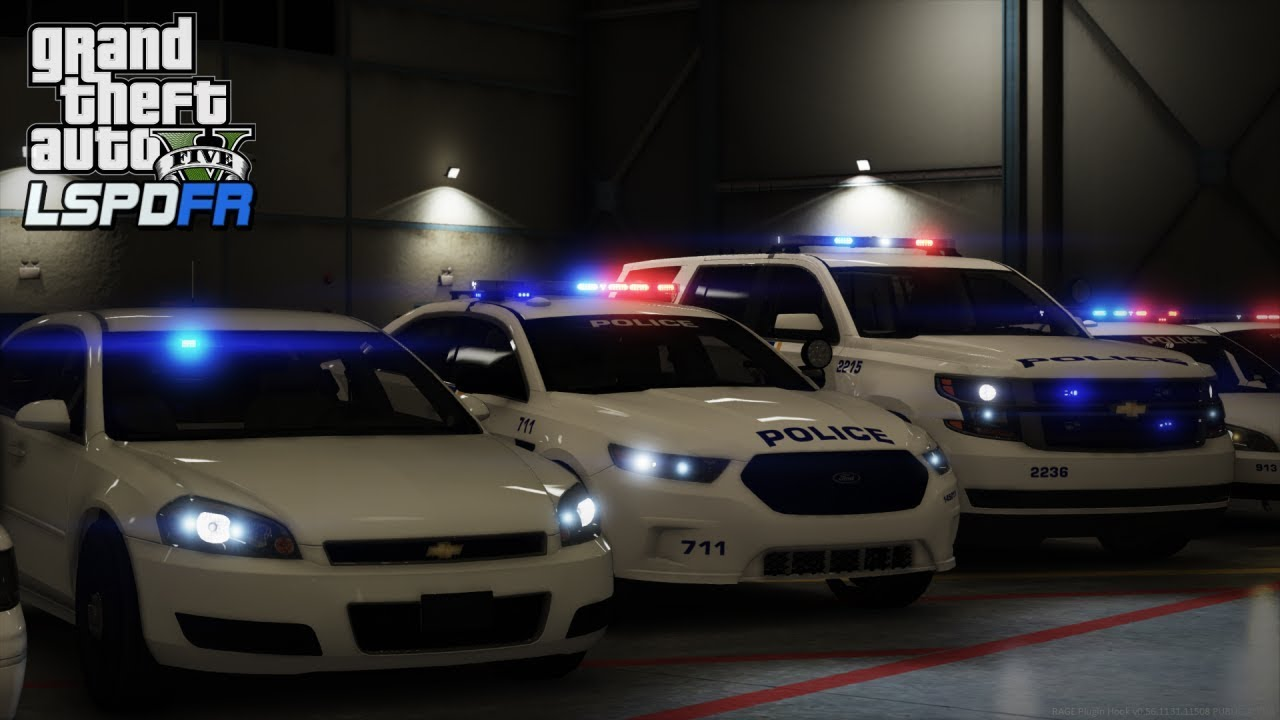 Philadelphia Police Department Pack [ELS] by Vegas725 - Trailer (GTA 5  LSPDFR)