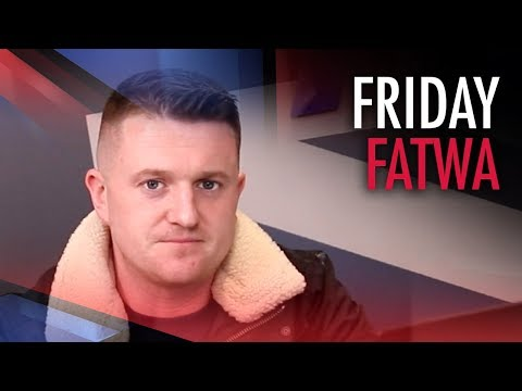 Tommy Robinson: Piers Morgan Stunned by Ex-Muslim | Friday Fatwa