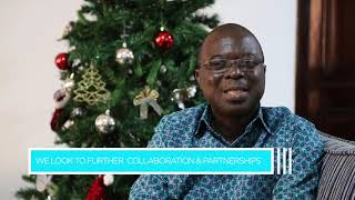 Chief Executive's Christmas Message to Stakeholders
