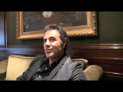 Interview de José Garcia
