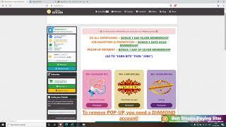 Every 1 min earn bitcoin from michabitco - Tamil