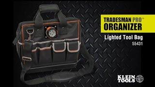 Tradesman Pro Lighted Tool Bag