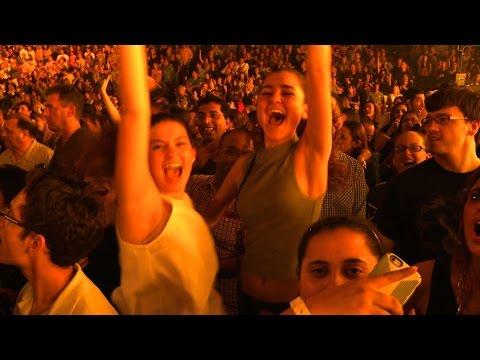 Maroon 5 V Tour Video Part 1