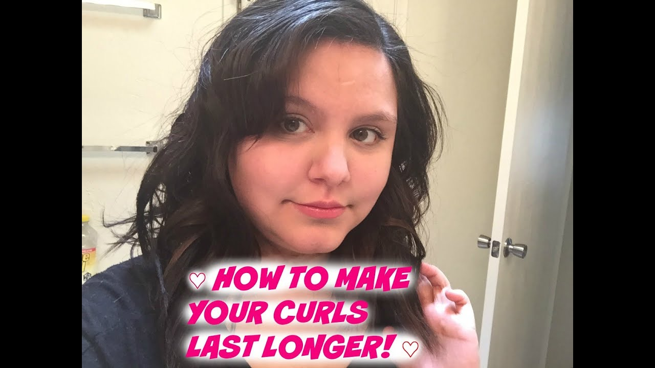 How To Make Your Curls Last Longer  - Youtube-5791