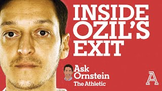 Inside Mesut Ozil's Arsenal exit  Wenger, Emery & more   Ask Ornstein   The Athletic