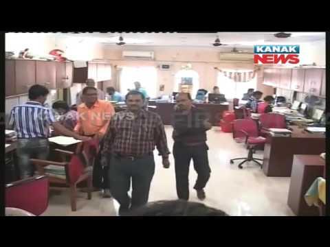 IT Raid On Balasore Central Cooperative Bank