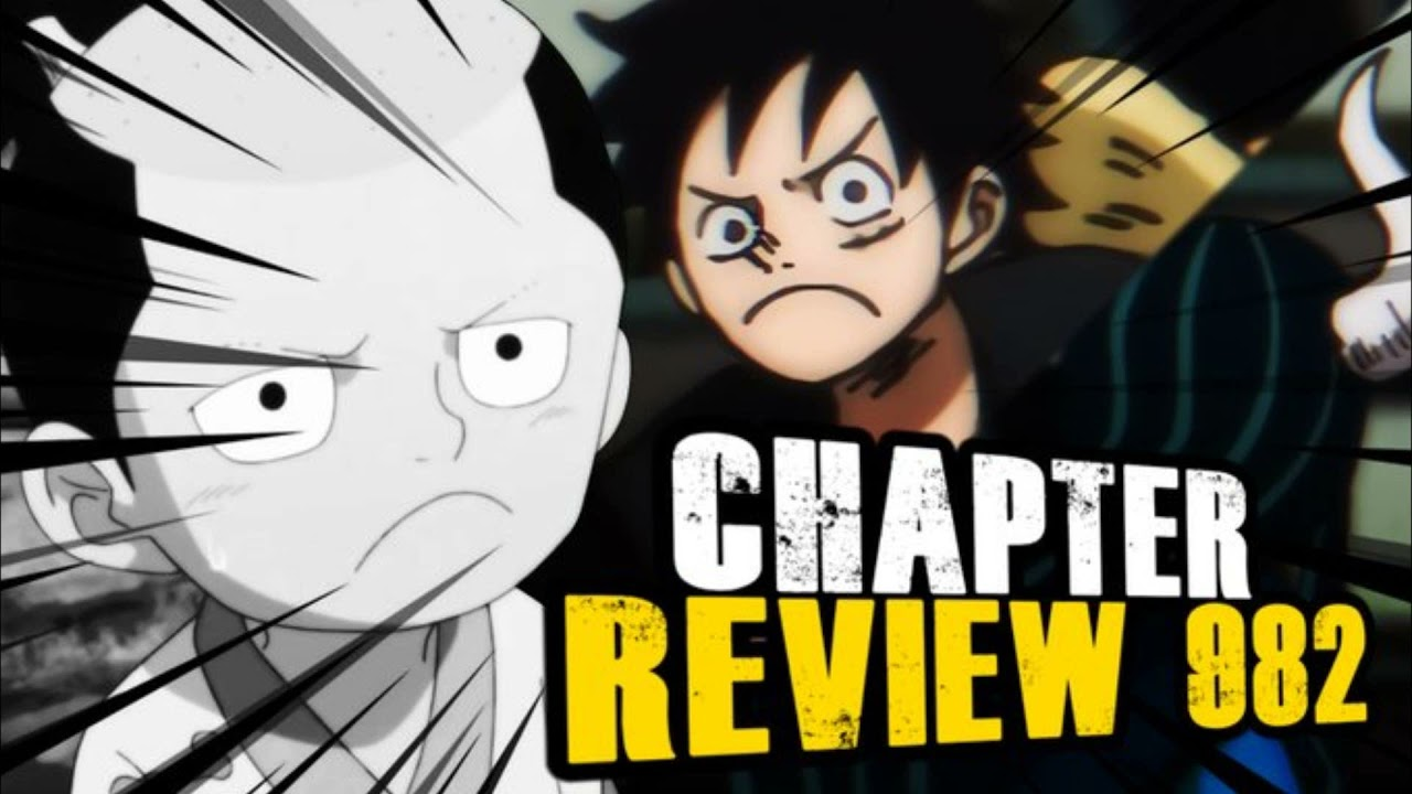 One Piece Chapter 982 Review~Scoundrel Meets Scoundrel
