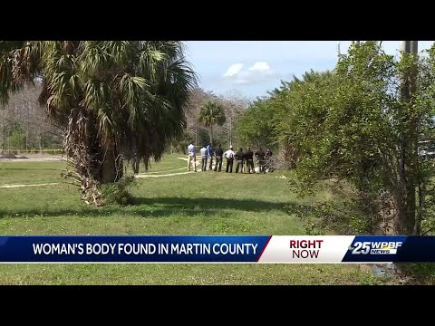 Woman's Body Found In Hobe Sound